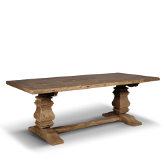 Georgian Architectural Dining Table