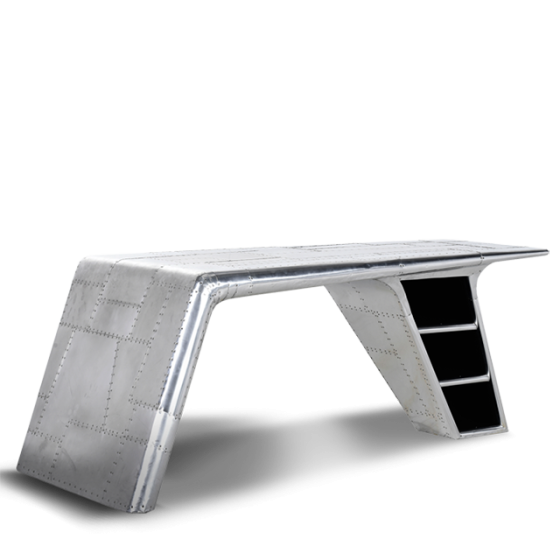 Aviator Blackhawk Valkyrie Desk