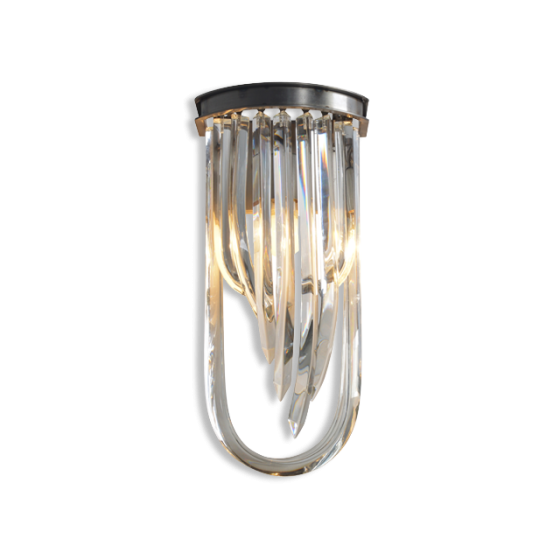 Crossglass Sconce