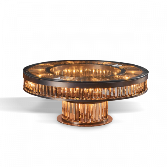 Rex Round Coffee Table