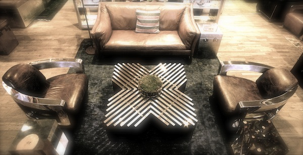 The Great Gatsby inspiration by Timothy Oulton