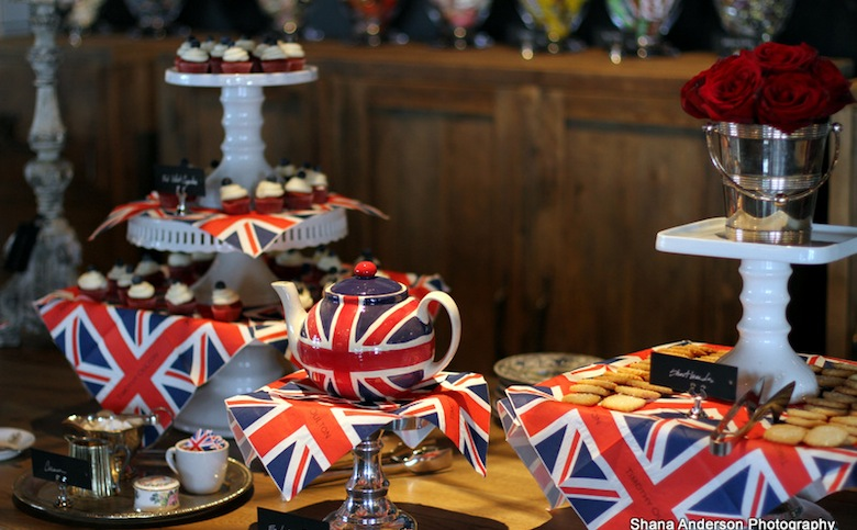 Worldwide Afternoon Tea for the Queen's Birthday
