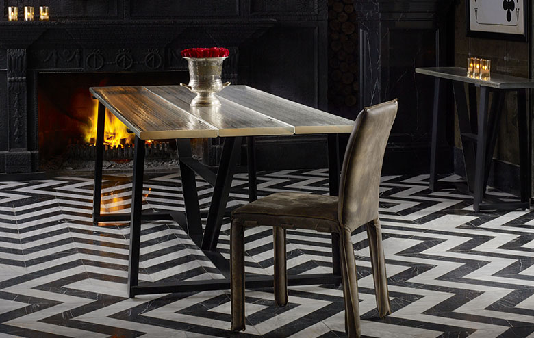 Eat, Drink & Be Merry: Dining Room Tables That Love To Party