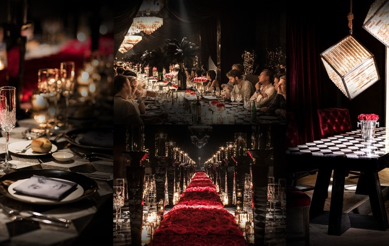 TIMOTHY OULTON LAUNCHES SEARCH FOR A 'GLOBAL DINNER PARTY CRITIC' TO REVIEW DINNER PARTIES AROUND THE WORLD