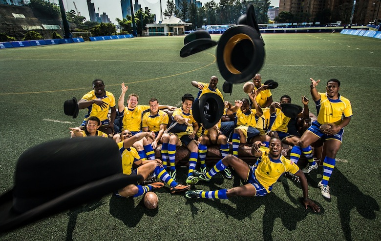 Backing Barbados for the 7's