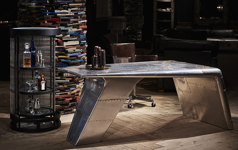 Aviation-Inspired Pieces That Elevate Your Home Office