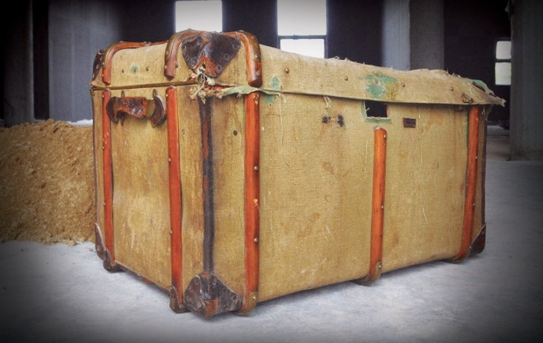 The Evolution of an Antique Trunk