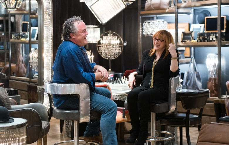Tim Meets with Interior Designers in New York