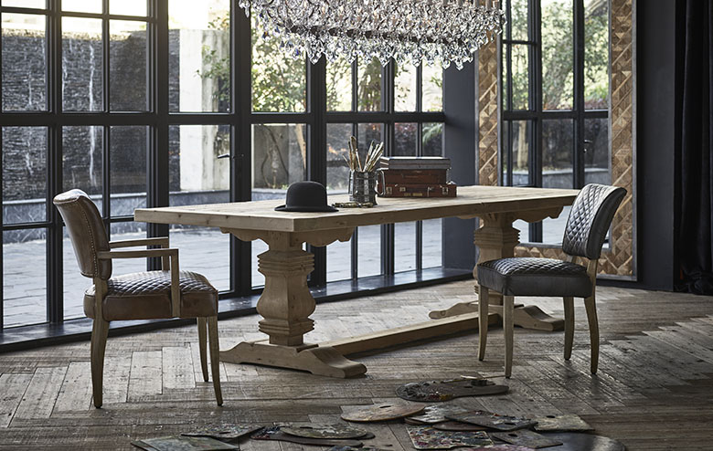 Make It A Night to Remember with Wooden Dining Tables Made for Hosting