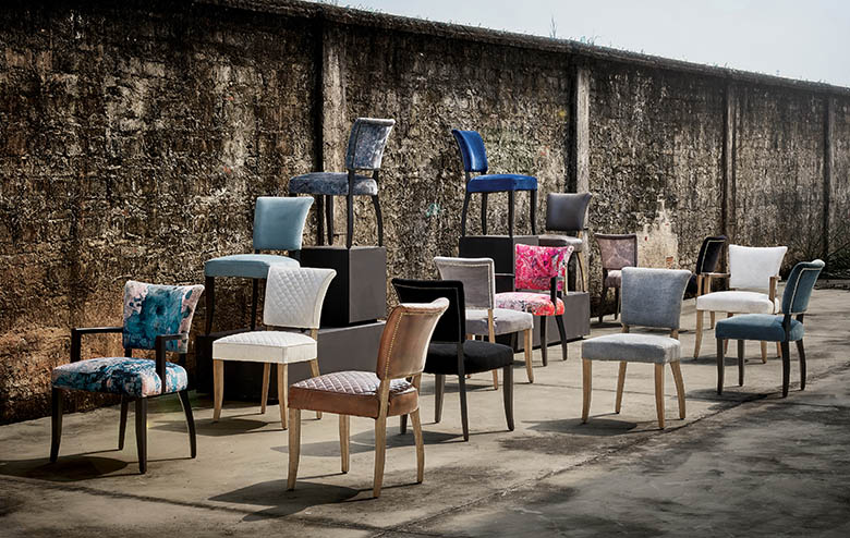 Art Deco Chairs Bring a Touch of Glamour to Your Gathering