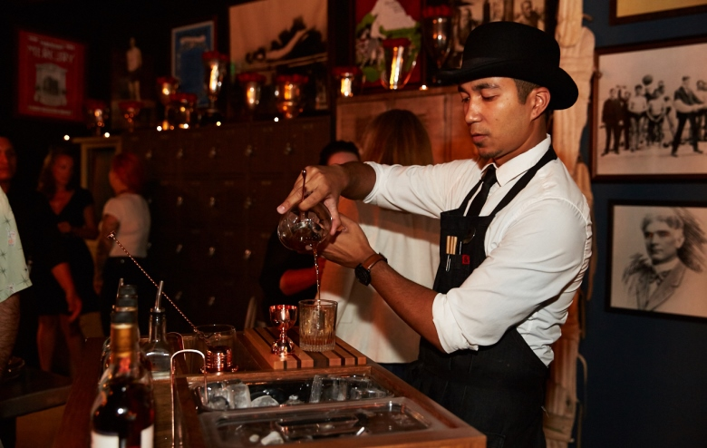 SECRET WHISKY COCKTAILS IN L.A.