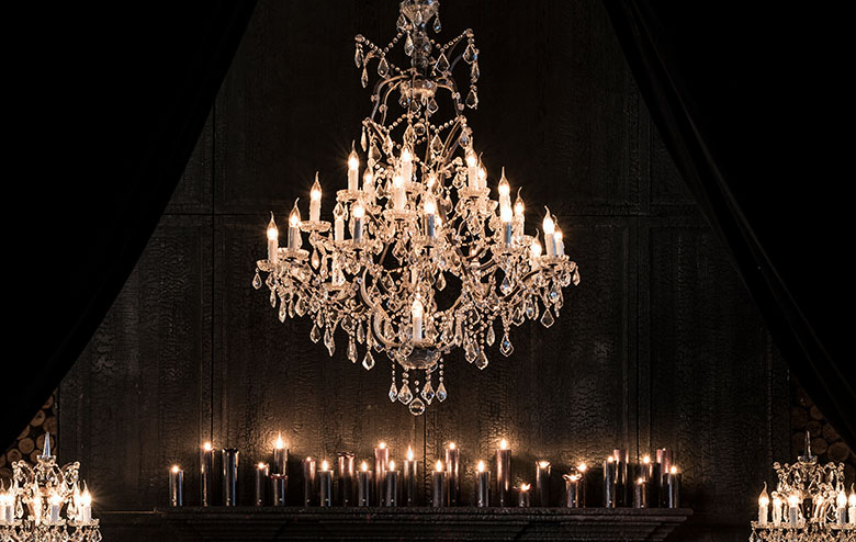 Six Styles to Light the Night: From Vintage Chandeliers to Contemporary Pendants