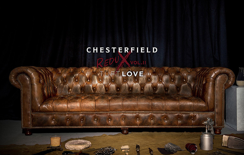 Tuft Love – Timothy Oulton's Chesterfield Redux  Vol. II