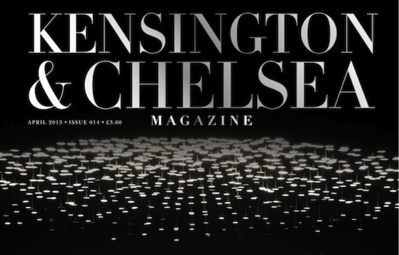 Best of British in Kensington & Chelsea Magazine