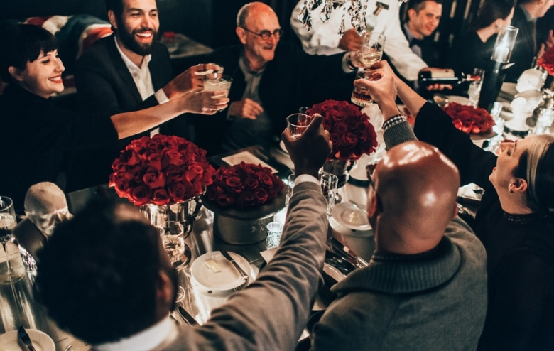 Chic Yet Cheeky: The 'Fun Formal' Dinner
