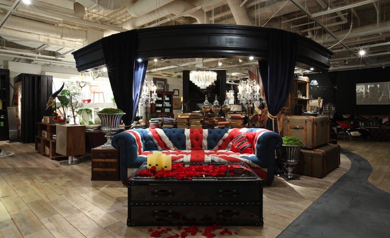 Timothy Oulton TOKYO is now open!