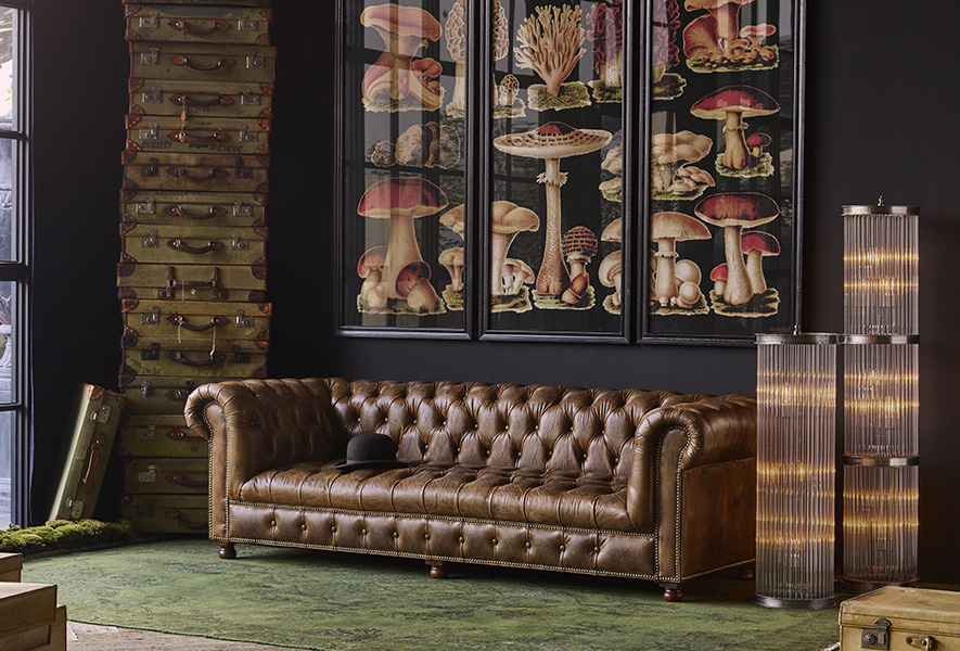 Five Ways To Make A Chesterfield Sofa Fit Any Home Timothy Oulton